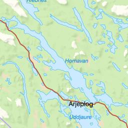 karta jäckvik Naturkartan karta jäckvik